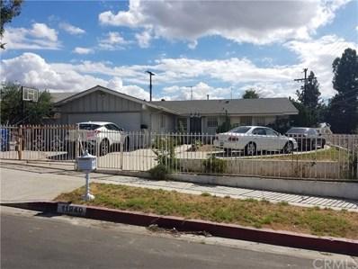 11940 Kathyann Street, Sylmar, CA 91342 - MLS#: CV18240336