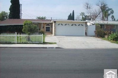 10141 Antigua Street, Anaheim, CA 92804 - #: CV18240489