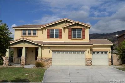 15412 Thistle Street, Fontana, CA 92336 - MLS#: CV18241131