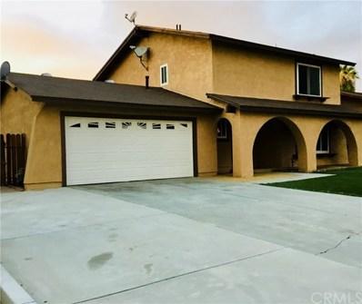 12817 Shiray Ranch Road, Moreno Valley, CA 92553 - MLS#: CV18241236