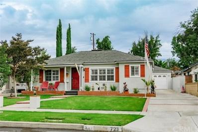 723 E Princeton Street, Ontario, CA 91764 - MLS#: CV18241266
