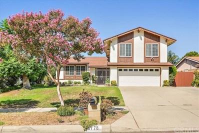 6778 Cartilla Avenue, Rancho Cucamonga, CA 91701 - MLS#: CV18241670