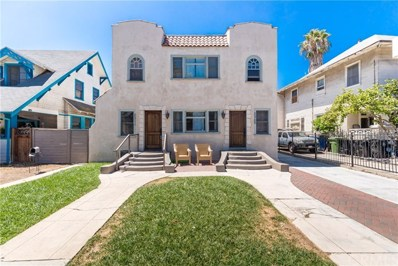 2309 S Budlong Avenue, Los Angeles, CA 90007 - MLS#: CV18241753