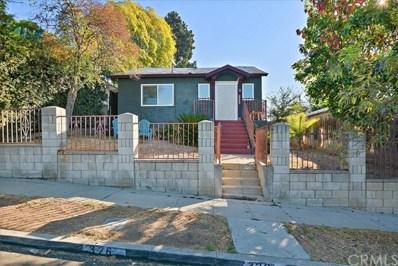 326 Kirby Street, Highland Park, CA 90042 - MLS#: CV18242502