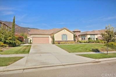 5001 Woodley Ridge Drive, Rancho Cucamonga, CA 91739 - MLS#: CV18242543