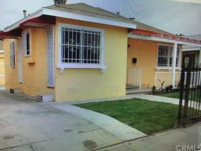 627 E 105th Street, Los Angeles, CA 90002 - MLS#: CV18243138