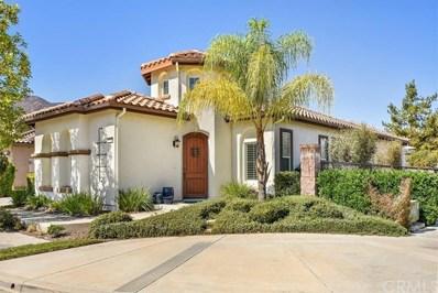 9152 Deergrass Street, Corona, CA 92883 - MLS#: CV18243194