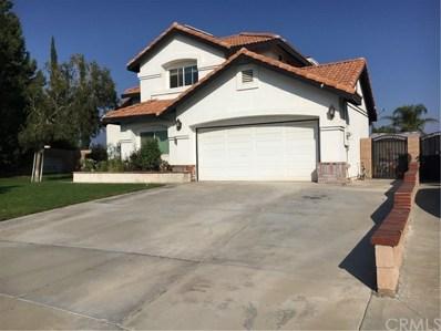 3563 N Silver Berry Drive, Rialto, CA 92377 - MLS#: CV18243376