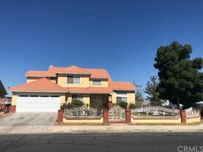 14690 Choke Cherry Drive, Victorville, CA 92392 - MLS#: CV18243592
