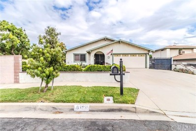 6713 Valinda Avenue, Rancho Cucamonga, CA 91701 - MLS#: CV18243746
