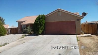 14617 Alan Street, Adelanto, CA 92301 - MLS#: CV18244714