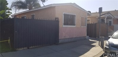 12404 S Wilmington Avenue, Compton, CA 90222 - MLS#: CV18245035