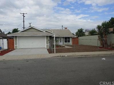 4937 Benham Avenue, Baldwin Park, CA 91706 - MLS#: CV18245072