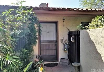 1360 Bouquet Drive UNIT F, Upland, CA 91786 - MLS#: CV18245597
