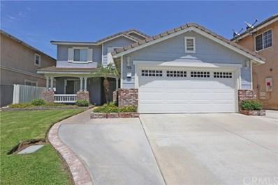 17018 Loma Vista Court, Fontana, CA 92337 - MLS#: CV18246412