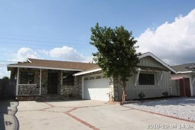 5135 N Cranley Avenue, Covina, CA 91722 - MLS#: CV18247022