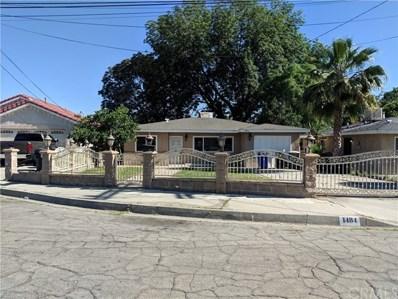1484 W Temple Street, San Bernardino, CA 92411 - MLS#: CV18247209
