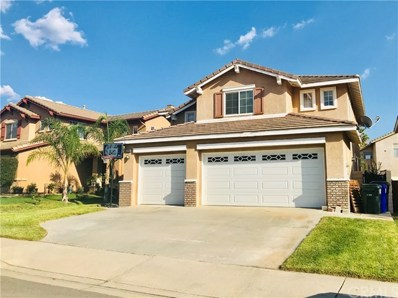 5583 Hunt Club Drive, Fontana, CA 92336 - MLS#: CV18247334