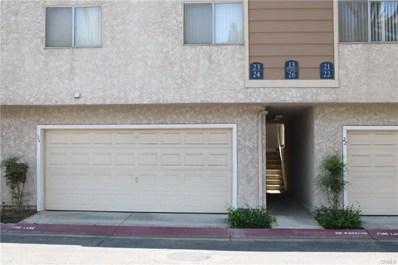 2410 N Towne Avenue UNIT 24, Pomona, CA 91767 - MLS#: CV18247516