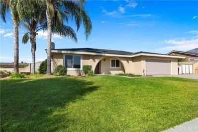 6374 Amberwood Drive, Rancho Cucamonga, CA 91701 - MLS#: CV18247571
