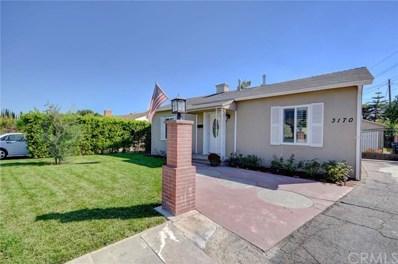 3170 Brandon Street, Pasadena, CA 91107 - MLS#: CV18247731