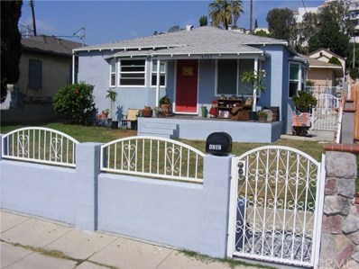4707 Gambier Street, Los Angeles, CA 90032 - MLS#: CV18247942
