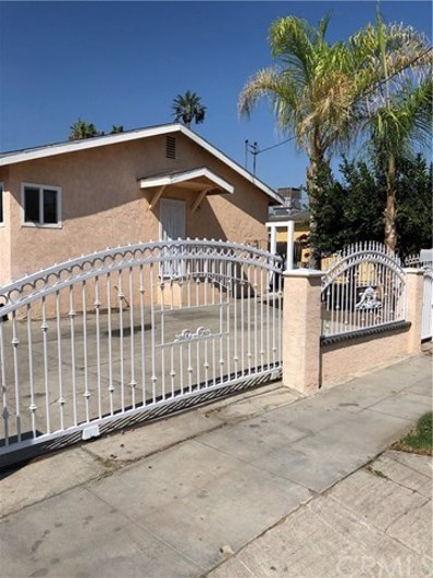 864 N Mayfield Avenue, San Bernardino, CA 92401 - MLS#: CV18248567