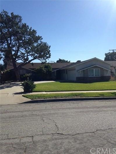 412 E Tudor Street, Covina, CA 91722 - MLS#: CV18249216