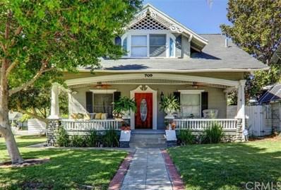 709 N 2nd Avenue, Upland, CA 91786 - MLS#: CV18249828