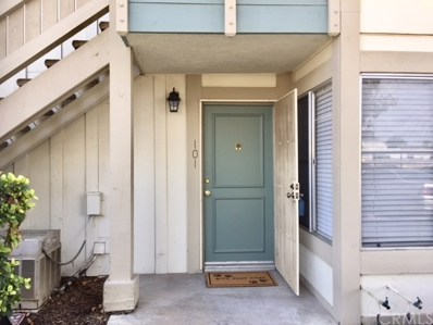 1800 E Old Rancho Road UNIT 101, Colton, CA 92324 - MLS#: CV18250001