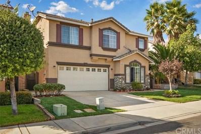 5896 Pine Valley Drive, Fontana, CA 92336 - MLS#: CV18250317