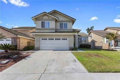 1822 Rockcrest Drive, Corona, CA 92880 - MLS#: CV18250551