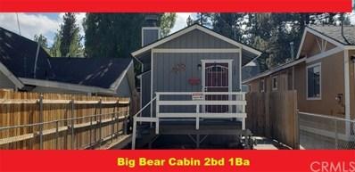 708 W Country Club Boulevard, Big Bear, CA 92314 - MLS#: CV18250946