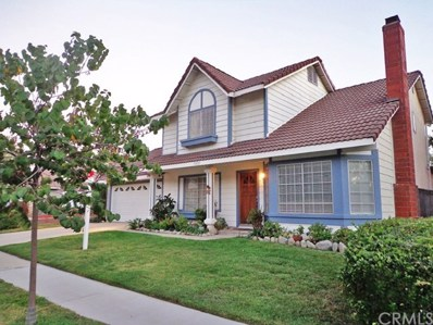 11423 Mount Johnson Court, Rancho Cucamonga, CA 91737 - MLS#: CV18251028
