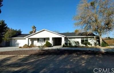 14065 Tawya Road, Apple Valley, CA 92307 - #: CV18251111