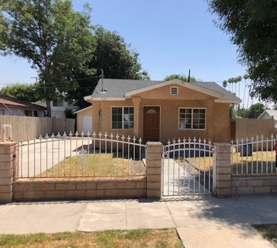 635 N Mountain View Avenue, San Bernardino, CA 92401 - MLS#: CV18251206