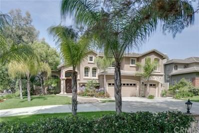 1403 N Euclid Avenue, Upland, CA 91786 - MLS#: CV18251944