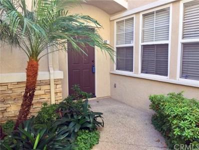 7353 Ellena W UNIT 82, Rancho Cucamonga, CA 91730 - MLS#: CV18252407