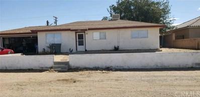 8400 Redwood Boulevard, California City, CA 93505 - MLS#: CV18252789