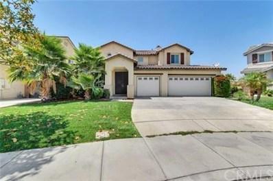 5683 Caliterra Court, Eastvale, CA 92880 - MLS#: CV18253194