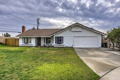409 W Grant Street, Rialto, CA 92376 - MLS#: CV18254062