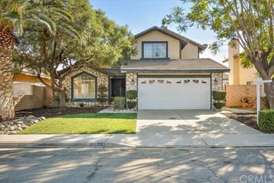 17233 Cerritos Street, Fontana, CA 92336 - MLS#: CV18254109