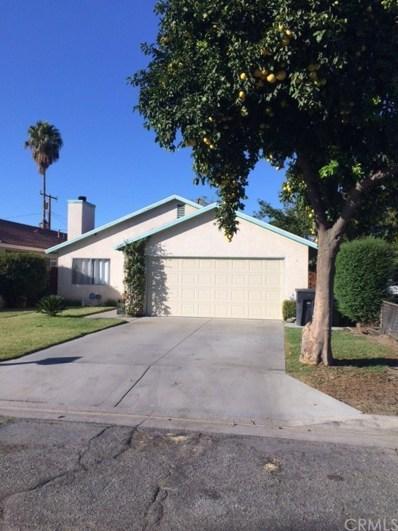 1648 W Congress Street, San Bernardino, CA 92410 - MLS#: CV18254416