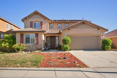 4077 White Ash Road, San Bernardino, CA 92407 - MLS#: CV18255322
