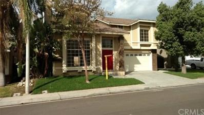7050 Pizzoli Place, Rancho Cucamonga, CA 91701 - MLS#: CV18255571