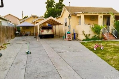 1722 E 64th Street, Los Angeles, CA 90001 - MLS#: CV18256133