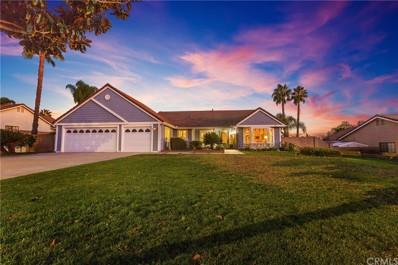 6205 Celestite Avenue, Rancho Cucamonga, CA 91701 - MLS#: CV18256419
