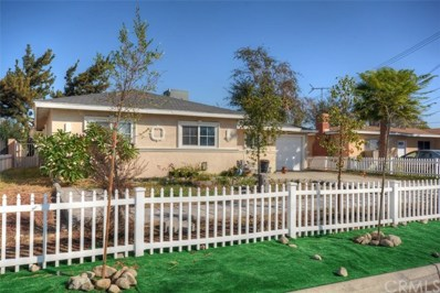 18258 McCauley Street, Fontana, CA 92335 - MLS#: CV18256826