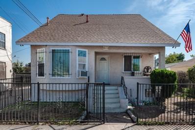 2516 Naomi Avenue, Los Angeles, CA 90011 - MLS#: CV18256894