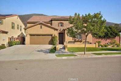 15484 Six M Ranch Lane, Fontana, CA 92336 - MLS#: CV18257075